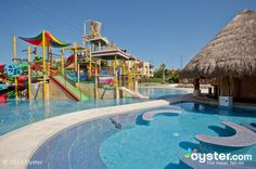 The little ones will love this all-inclusive — but parents won't be remiss, either.