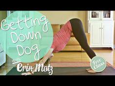 Getting Downdog - YouTube