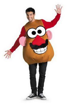 Opentip.com: Disguise 16828D Mr Potato Head Dlx Adult 42-46