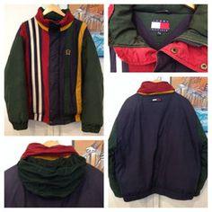Vintage 90's Tommy HIlfiger Down Jacket