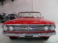 1960 Chevrolet Impala convertible by That Hartford Guy, via Flickr