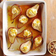 Roasted Breakfast Pears