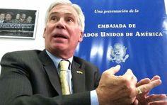 #Bolivia Informa: #Injerencia: Embajada admite reuniones con opositores - #Política #USA