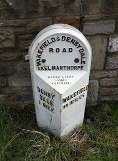 Denby Dale,, Huddersfield. YKW. SE23615 09005