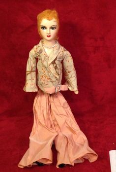 Antique French Boudoir Doll - Circa 1920 | eBay