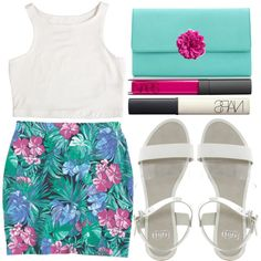 """""""Spring is in the air ♡"""" by sweetnovember19 on Polyvore"""