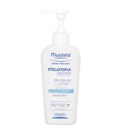 Mustela STELATOPIA Lavante cabello y cuerpo 200ml Mustela STELATOPIA para piel seca y atopica con aceite destilado de girasol actua sobre las sustancias irritantes responsables de las rojeces y el picor. Ademas reestructura la piel gracias a la Relipidizacion Activa. PROPIEDADES Crema lavante 200 ml  esta indicada para la higiene diaria del cabello y cuerpo. Limpia delicadamente, protege y suaviza, y disminuye la sensacion de picor en el 92% de los casos.
