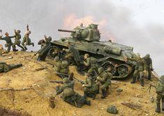 Anyone hear like military dioramas? - Bodybuilding.com Forums