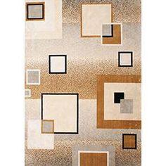 Tapete Marbella Moderno Quadrado Veludo 196x250cm - Rayza