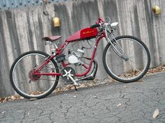 office AIM、自転車、エンジン、補助、Gas Bike