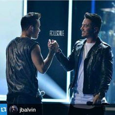 Prince royce and jbalvin