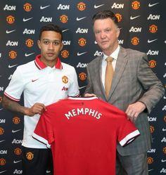 Memphis Depay MUFC