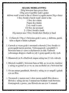Selsig Morgannwg Welsh Language, Food, Essen, Meals, Welsh, Yemek, Eten