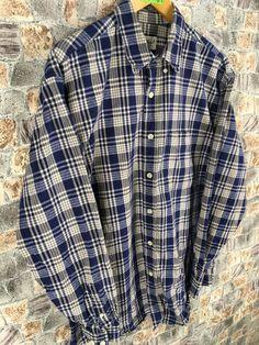 Excited to share the latest addition to my #etsy shop: Vintage Eddie Bauer Flannel Checkered Shirt Unisex Medium Plaid Checked Buttondown Oxfords Shirt Size M #weddingflannel #vintagewestern #boyfriendshirt #menflannel #mediumflannel #checkeredflannel #indiebohoflannel #flannelplaid #flannelboho Oxford Shirts, Plaid Flannel, Flannel Shirt, Eddie Bauer, Streetwear, Grunge, Boyfriend Shirt, Shirt Men, Fashion Design Sketches