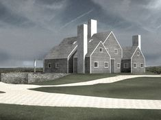 Archives — Jacobsen Architecture, LLC Beautiful Architecture, Architecture Design, Barn House Design, Nantucket Cottage, Beautiful Homes, Exterior, Cabin, Mansions, Interior Design