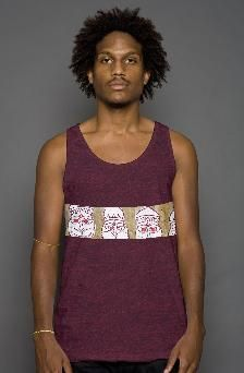 Monkey business men's tank top $30.00
