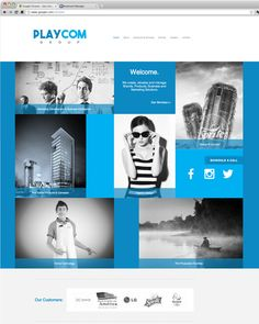PlayCom Group   Marketing Services