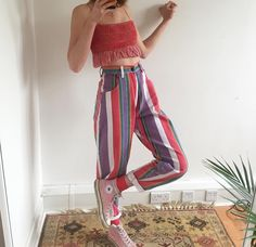 3d13ba132891a which jeans are your favorite  for everyone asking where to buy these jeans  they re vintage and sells them on her depop