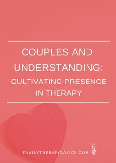 As a couples' therapist, I've seen many couples in therapy over the years. And, I've noticed that many of these couples have this in common: One or both members of the couple have negative beliefs about their partner, because they've interpreted some of their partner's personal characteris