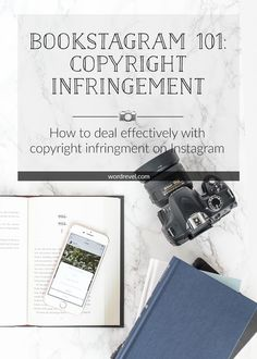 One frustrating thing about bookstagram is copyright infringement. This happens when someone else reposts an image without permission from the photographer or illustrator. To be clear, crediting the content producer doesn't absolve anyone of violating copyright. The point of contention is permission.