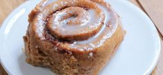 In the spirit of all things awesome and autumnal - Pumpkin Cinnamon Rolls