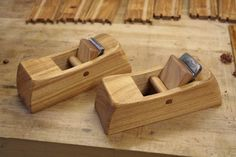 Hand Made Wood Planes