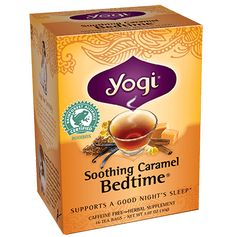 A delicious combination of sweet, creamy rooibos, caramel and vanilla with skullcap, L-Theanine and other traditionally used herbs that support a good night's sleep.*