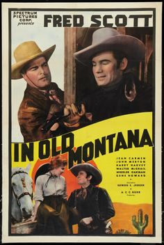 The Colonel sends Fred Dawson and Doc Flanders to investigate a cattleman sheepman war. Series Movies, Tv Series, Country Names, City State, I Icon, Montana, Westerns, Footprints, Movie Posters