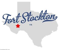 Map of Fort Stockton Texas:Fort Stockton is a city in Pecos County, Texas, United States. It is the county seat of Pecos County, located on Interstate Highway 10, U.S. Highways 67, 285, and 385, and the Santa Fe Railroad, 329 miles (529 km) northwest of San Antonio and 240 miles (390 km) east of El Paso. The population was 8,535 at the 2010 census. It is the county seat of Pecos County.
