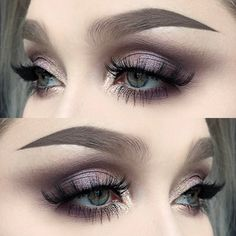"""732 Likes, 6 Comments - @helenesjostedt on Instagram: """"I used @anastasiabeverlyhills dipbrow pomade in taupe, brow powder in ash Brown and the modern…"""""""