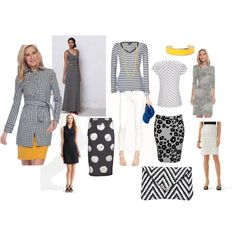 """""""Black and White"""" by lizagraves on Polyvore"""