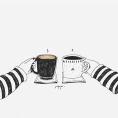 PAPAPU. — Cheers!(Meow)