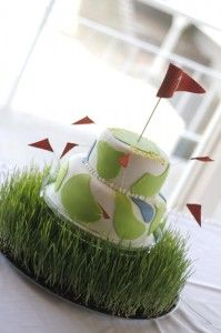 Party Frosting: Golf Theme Party for u mom! Boy First Birthday, Birthday Fun, First Birthday Parties, First Birthdays, Birthday Ideas, Birthday Snacks, Birthday Cake, How To Use Fondant, Golf Theme