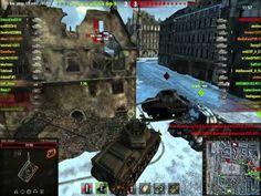 World of tanks T28 Prototype Winter Himmelsdorf Gameplay - YouTube