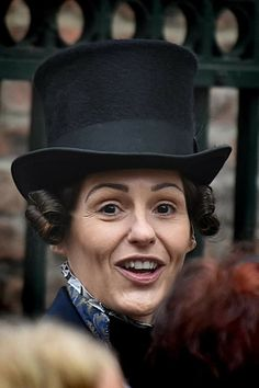 Are Suranne's eyes that beautifully dark or do they leave her? Suranne Jones, Bbc Tv Shows, Gentleman Jack, 3 Characters, First Novel, Suits For Women, Lgbt, Cowboy Hats, Movie Tv
