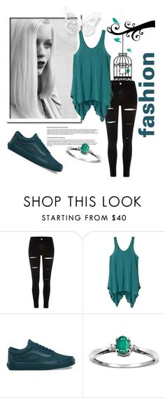 """style"" by omniaasaad ❤ liked on Polyvore featuring GE, River Island, prAna, Vans and Jewelonfire"