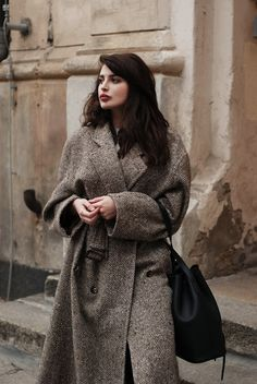 I used to have this coat.  I miss it.—RP