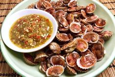 Nam Jim: Zesty Thai-style dip to spice up your seafood, Food News & Top Stories - The Straits Times Thai Recipes, Seafood Recipes, New Recipes, Thai Dipping Sauce, Dips, Food News, Thai Style, Sea Food, Meatless Monday