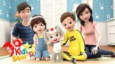 Finger Family Song - BeaBeo Nursery Rhymes & Kids Songs - إصبع العائلة
