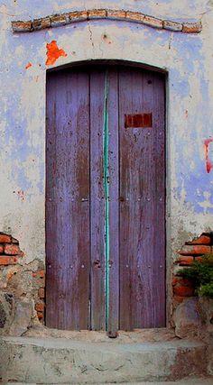 Huitzila, Tizayuca, Hidalgo, México Door | Carlos Santillán