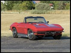 1966 Chevrolet Corvette Convertible 427/425 HP, Triple Crown presented as lot S150 at Kissimmee, FL 2013 - image1