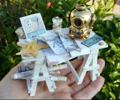 Mini Escenas, Miniaturas by Eva Perendreu