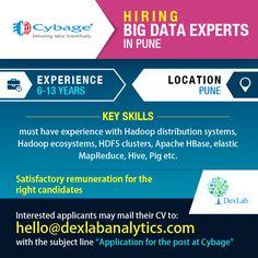 Hiring #BigDataExperts in #Pune