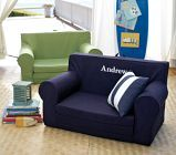 """Personalized Anywhere double sofa, Max will love this when he is bigger, his """"own"""" space"""