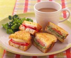 クロックムッシュ フランスパン - Google 検索