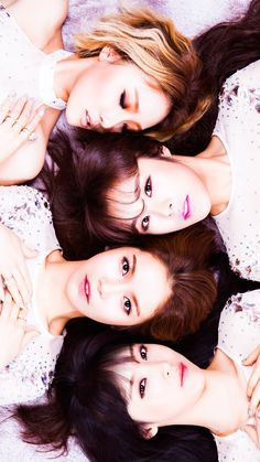 MAMAMOO // They're so beautiful //
