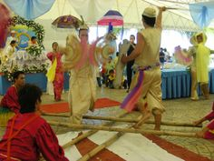 Singkil ( or sayaw sa kasingkil) is a famous dance of the Maranao people of lake Lanao