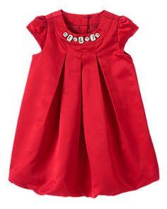 Gem Bubble Dress