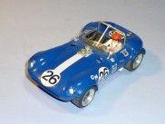 George Turner Models (GTM) CRO SAL SPECIAL NO. 26 (Open/Roadster) Cheetah resin slot car kit 1/32 scale. model