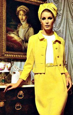 Yellow Fashion ♥ 1966